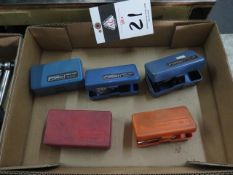 Dial Test Indicators (5) (SOLD AS-IS - NO WARRANTY)