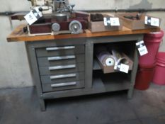 Kennedy 5-Drawer Maple Top Work Bench (SOLD AS-IS - NO WARRANTY)