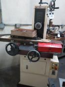 """Falcon Chevalier FSG-618M 6"""" x 18"""" Surface Grinder s/n A3862003 w/ Magnetic Chuck SOLD AS-IS"""