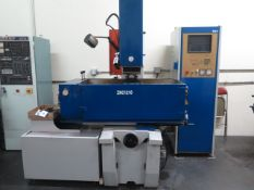 1997 Acra ZNC1216-760A Die Sinker EDM s/n ACRA1008NCF w/ A60 Controls and Power Source, SOLD AS IS