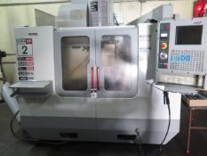 2003 Haas VF-SS 4-Axis CNC VMC s/n 31830 w/ Haas Controls, 24-Station Side, SOLD AS IS