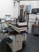 """Accugrind Chevalier 8"""" x 18"""" Surface Grinder s/n A6858001 w/ Sony LH51 Programmable DRO, SOLD AS IS"""