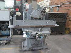 """Gallmeyer & Livingston No. 36 10"""" x 24"""" Automatic Surface Grinder w/ Electromagnetic Chuck (SOLD"""
