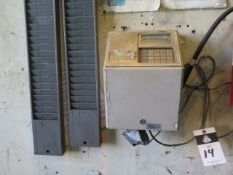 Amano MJR7000 Time Clock (SOLD AS-IS - NO WARRANTY)