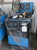 Miller Syncrowave 250 CC-AC/DC Arc Welding Power Source s/n LA238673 w/ Miller Cooler (SOLD AS-