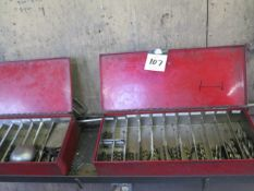 Drills and Transfer Punches w/ Boxes (SOLD AS-IS - NO WARRANTY)