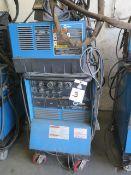 Miller Syncrowave 250 CC-AC/DC Arc Welding Power Source s/n KA792484 w/ Miller Cooler (SOLD AS-