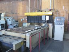 1992 Mitsubishi 2512HC CNC Laser Machine w/ Mitsubishi Controls, Mitsubishi ML3016F2 3000,SOLD AS IS