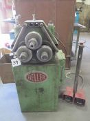 """E.G. Hellers mdl. 3001PM Angle Roll s/n 31703PM w/ 5 ½"""" Rolls, Roll Tooling (SOLD AS-IS - NO"""