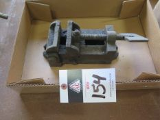 Machine Vise (SOLD AS-IS - NO WARRANTY)