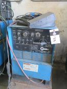 Miller Syncrowave 250 CC-AC/DC Arc Welding Power Source s/n KD450948 (SOLD AS-IS - NO WARRANTY)