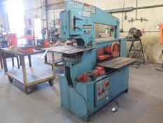 """Scotchman 6509 65-Ton Hydraulic Iron Worker s/n 5427FF396 w/ 1 1/16"""" Thru 3/4"""" Punch Cap, 1"""" x"""