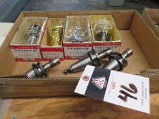 BT-35 Taper Tooling (7) (SOLD AS-IS - NO WARRANTY)