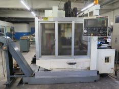 Kitamura Mycenter-1 2-Pallet CNC Vertical Machining Center s/n 03025 w/ Yasnac Controls, SOLD AS IS