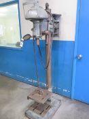 Buffalo No.18 Pedestal Drill Press (SOLD AS-IS - NO WARRANTY)