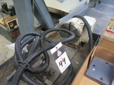 """Nikken CIT170 SA-BR 4th Axis 6 ½"""" Rotary Head (FOR BROTHER TAPPING CENTER) (SOLD AS-IS - NO"""