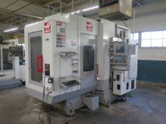 2004 Haas MDG-500 2-Pallet CNC VMC s/n 37274 w/ Haas Controls, Hand Wheel, SOLD AS IS