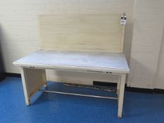 Lab Bench (SOLD AS-IS - NO WARRANTY)