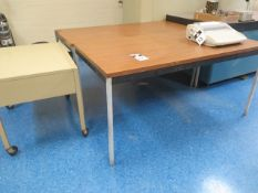 Tables (3) (SOLD AS-IS - NO WARRANTY)
