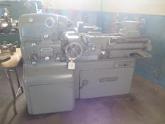 """Monarch EE 10"""" x 30"""" Tool Room Lathe s/n 46148 w/ 0-4000 RPM, Taper Attachment, SOLD AS IS"""