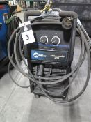 Miller Millermatic 252 Arc Welding Power Source and Wire Feeder s/n MF320032N (SOLD AS-IS - NO