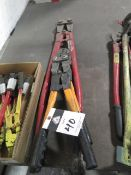 Crimping Tools (3) (SOLD AS-IS - NO WARRANTY)