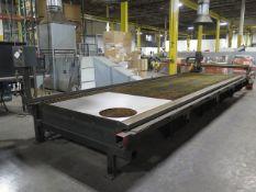 """2008 Esab """"Piecemaker 2"""" CNC Plasma Table s/n 0560944780 w/ Esab CNC, Hypertherm PowerMa, SOLD AS IS"""