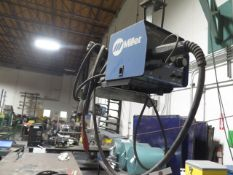 Miller 24A Wire Feeder (SOLD AS-IS - NO WARRANTY)