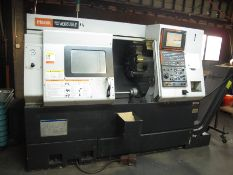 2010 MAZAK NEXUS QTN-250-II CNC TURNING CENTER, 2 AXIS, TAIL STOCK, (SOLD AS-IS - NO WARRANTY)