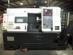 2006 MAZAK NEXUS QTN-250-II CNC TURNING CENTER, 2 AXIS, TAIL STOCK (SOLD AS-IS - NO WARRANTY)