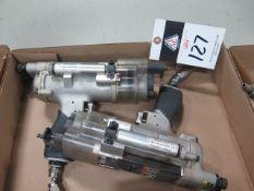 Quackenbush 10QNPD-6000 Pneumatic Nut Plate Drills (2) (SOLD AS-IS - NO WARRANTY)