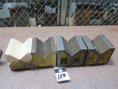 V-Blocks (4) (SOLD AS-IS - NO WARRANTY)