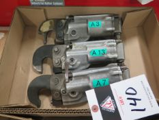 Pneumatic Compression Riveters (3) (SOLD AS-IS - NO WARRANTY)
