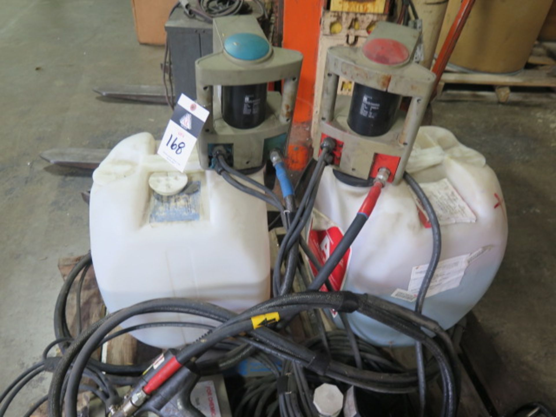 Sealed Air 2-Part Foam Fill Machine (SOLD AS-IS - NO WARRANTY) - Image 4 of 6