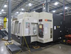 2007 Mazak Variaxis 630-5XII 2-Pallet 5-Axis CNC Vertical Machining Center s/n 198205 SOLD AS IS