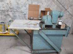 Horizontal Drilling / Reaming Machine w/ 1/2Hp Motor (SOLD AS-IS - NO WARRANTY)