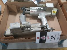 C-Frame Pneumatic Compression Riveter (SOLD AS-IS - NO WARRANTY)