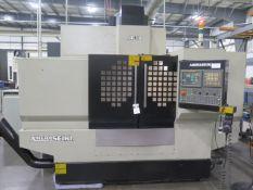 Amera Seiki A-3 CNC Vertical Machining Center w/ Fanuc Series 21i-MB Controls, SOLD AS IS
