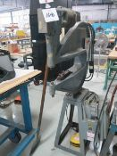 """Central Pneumatic C-Frame Pneumatic Press w/ 24"""" Throat (SOLD AS-IS - NO WARRANTY)"""