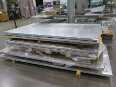 Aluminum Sub-Plates (SOLD AS-IS - NO WARRANTY)