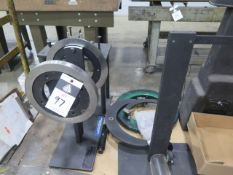 Large Diameter Thread Gages (SOLD AS-IS - NO WARRANTY)