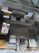 "Kurt 8"" Angle-Lock Vise (SOLD AS-IS - NO WARRANTY)"