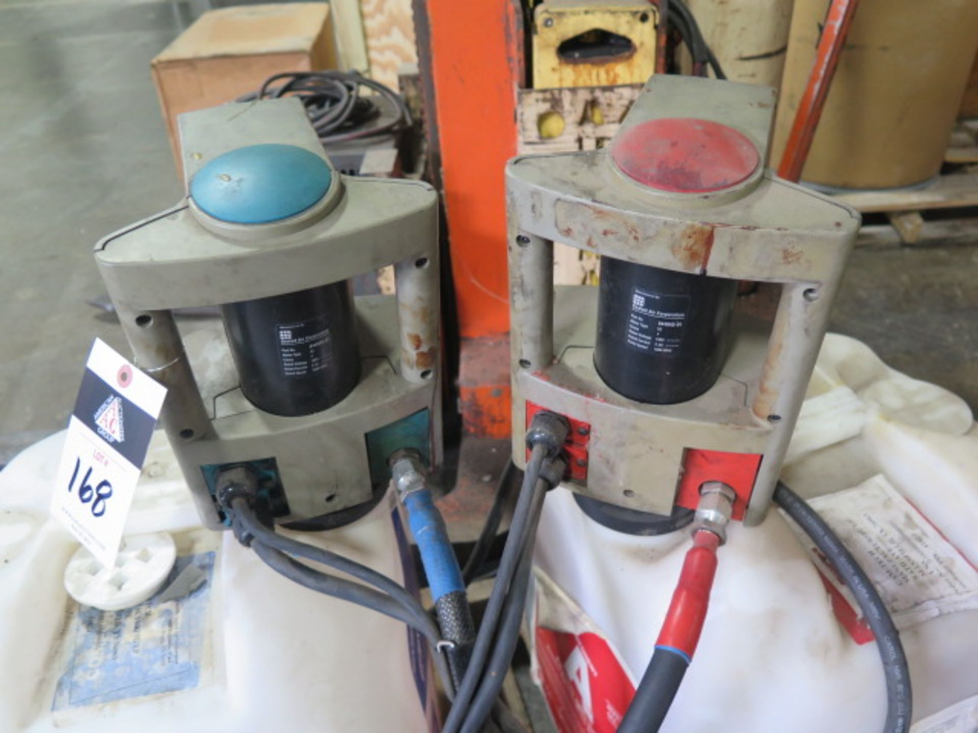 Sealed Air 2-Part Foam Fill Machine (SOLD AS-IS - NO WARRANTY) - Image 5 of 6