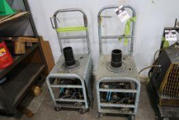 2 pumps (SOLD AS-IS - NO WARRANTY)