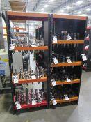 Huot 50-Taper Tooling Racks (2) (SOLD AS-IS - NO WARRANTY)