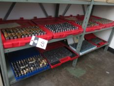 """Pin Gage Sets .061""""-1.000"""" (SOLD AS-IS - NO WARRANTY)"""