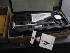"""Mitutoyo 2""""-6"""" and .7""""-1.4"""" Dial Bore Gages (SOLD AS-IS - NO WARRANTY)"""
