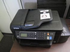 Epson ET-4550 Printer (SOLD AS-IS - NO WARRANTY)