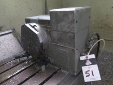 """Fadal 4th Axis 9"""" Rotary Head (SOLD AS-IS - NO WARRANTY)"""