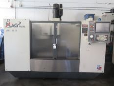 2007 (Remanufactured) MAG Fadal VMC4020HT CNC Vertical Machining Center s/n R2007100131, SOLD AS IS